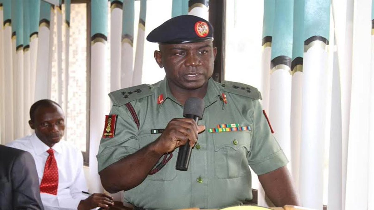 you have enhanced the integrity of NYSC online mobilisation process, improved electronic biometric clearance for Corps Members and succeeded in rejig of the entire Scheme for optimal performance through corporate partnership.  Happy Easter to our DG @DgSzKazaure<br>http://pic.twitter.com/ss9sX4i4J7