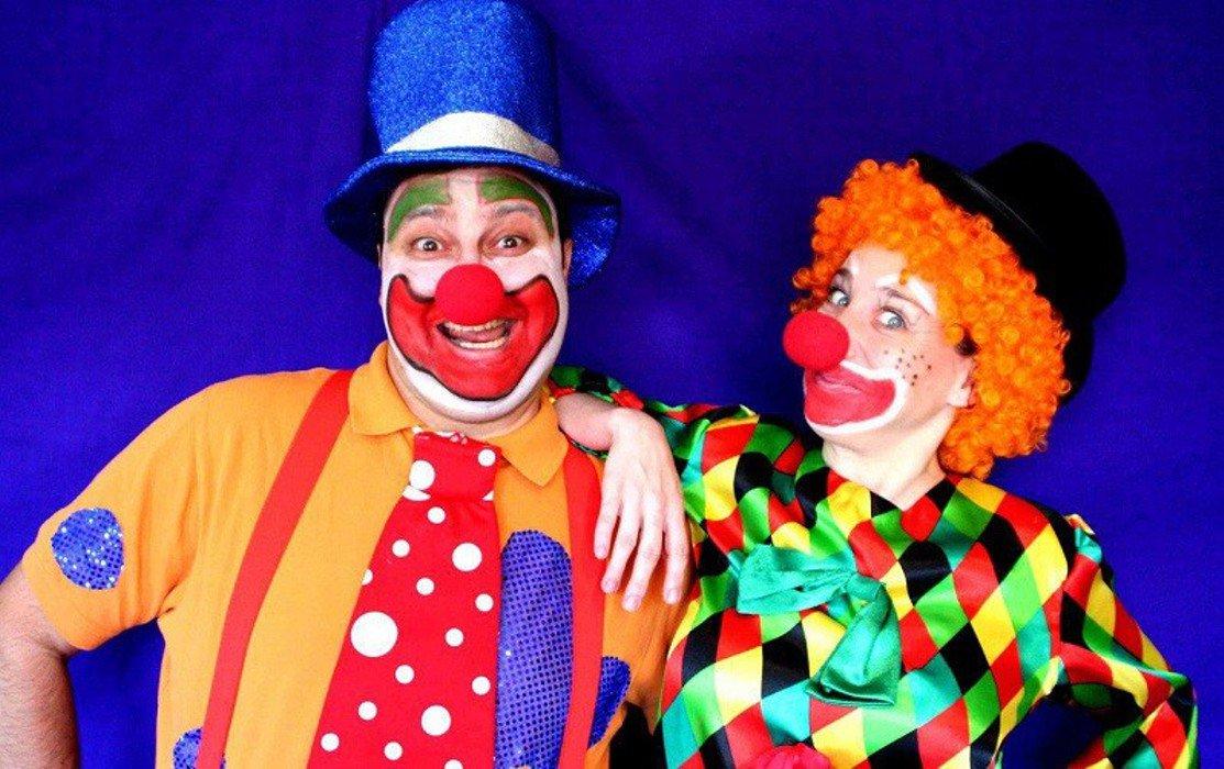 Картинки смешных клоунов для детей, самой любимой