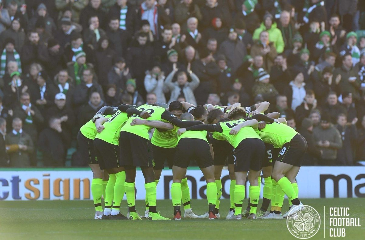 Celtic Football Club's photo on Easter Road