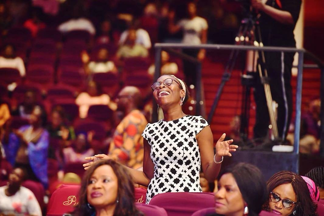 RT @GbemiDennis: Among these multitude, Father single me out for my miracle today.  #FountainOfLife https://t.co/9J7sRLDQS8