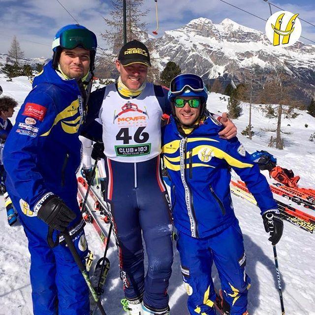 Happy Ski speed contest⛷