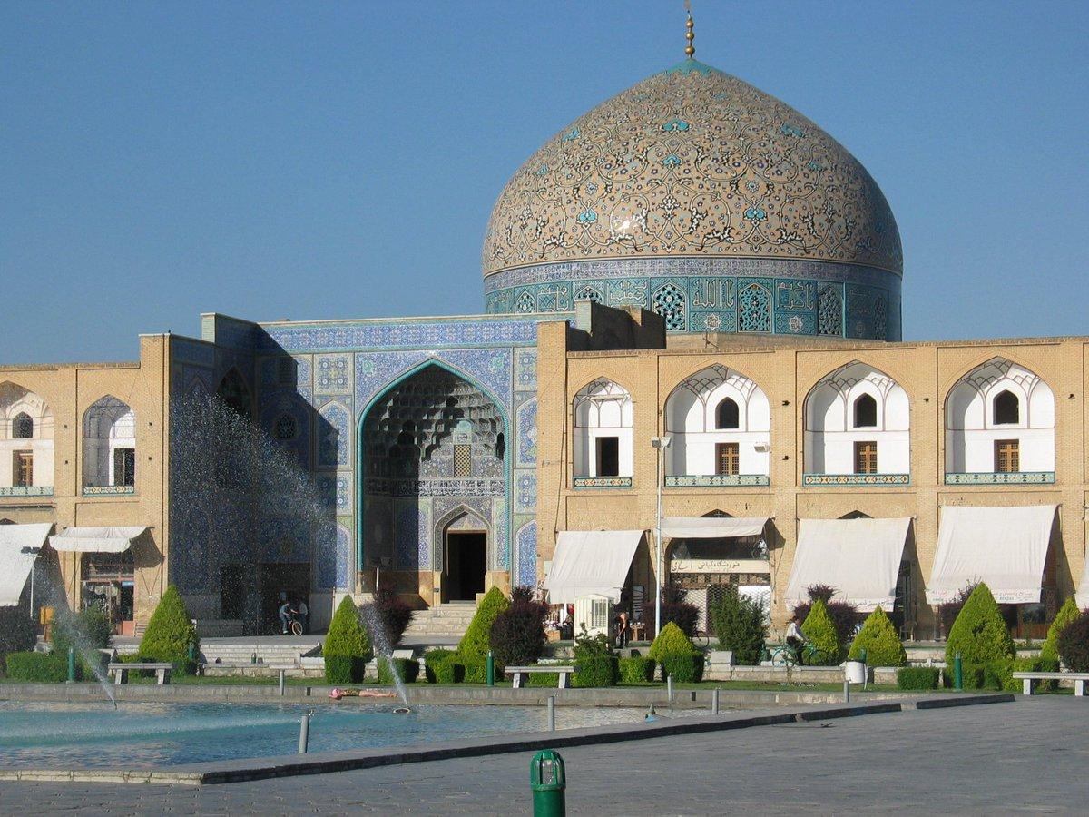 Eerbetoon aan de Notre Dame: een ode aan vier andere mooiste gebouwen ter wereld. Nummer 1: Lotfallah Moskee, Isfahan, Iran
