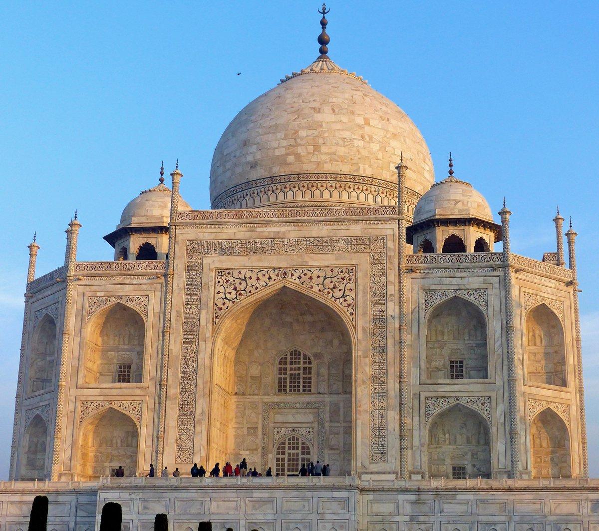 Eerbetoon aan de Notre Dame: een ode aan vier andere mooiste gebouwen ter wereld. Nummer 3: Taj Mahal, Agra, India.