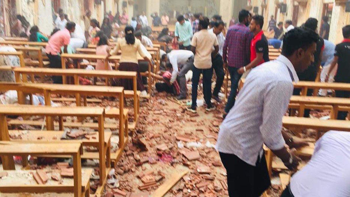 На Шрі-Ланці прогримів ще один вибух, є жертви: фото, відео та подробиці