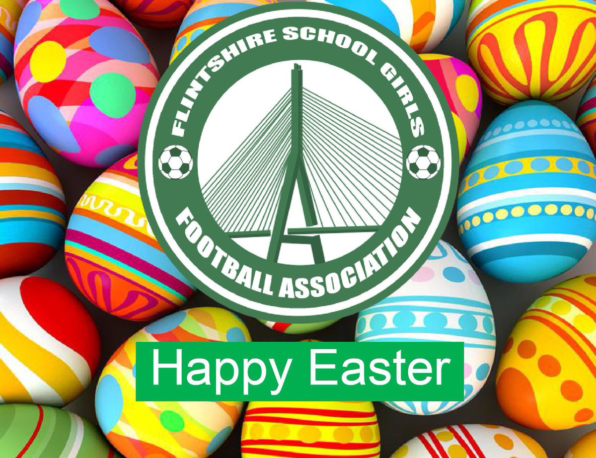 Happy Easter to, coaches, players, volunteers, sponsors, parents, guardians and all other area associations. 🐣 🥚 🐰 ⚽️   #pasghapus #HappyEaster