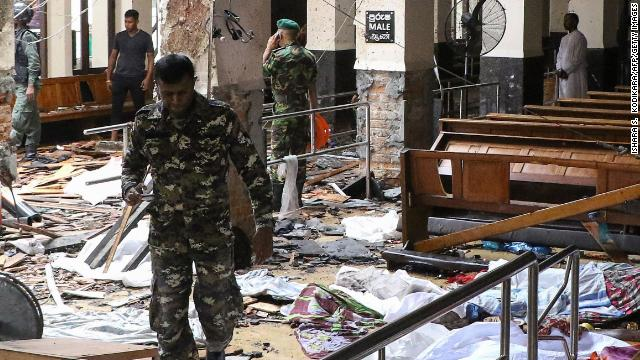 An eighth explosion has been confirmed in Sri Lanka, where a series of coordinated bomb attacks on churches and hotels has claimed the lives of at least 140 people. https://cnn.it/2XBWe2f