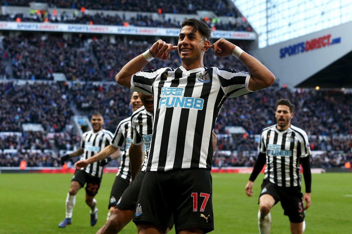 Ayoze Perez has scored more Premier League goals than the following players this season: ✅Leroy Sane ✅Troy Deeney ✅Wilfried Zaha ✅Pedro ✅Christian Eriksen ✅Marko Arnautovic ✅Gabriel Jesus ✅Riyad Mahrez ✅Dele Alli ✅Bernardo Silva ✅Mesut Ozil ✅Willian 👉😁👈