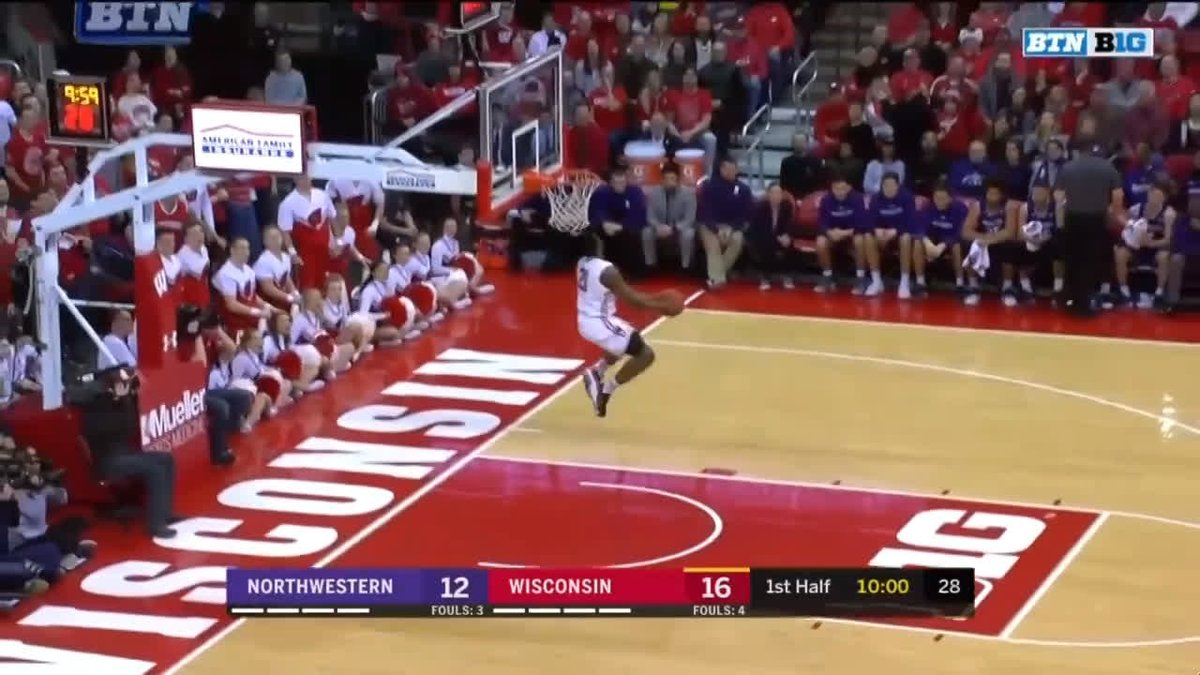 Today's the biggest day of the year for 🐰s.  But we saw @B1GMBBall players' bunnies all season long. Let's celebrate with some of the best dunks from the last year. 🐇