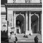 Image for the Tweet beginning: New York Public Library: day
