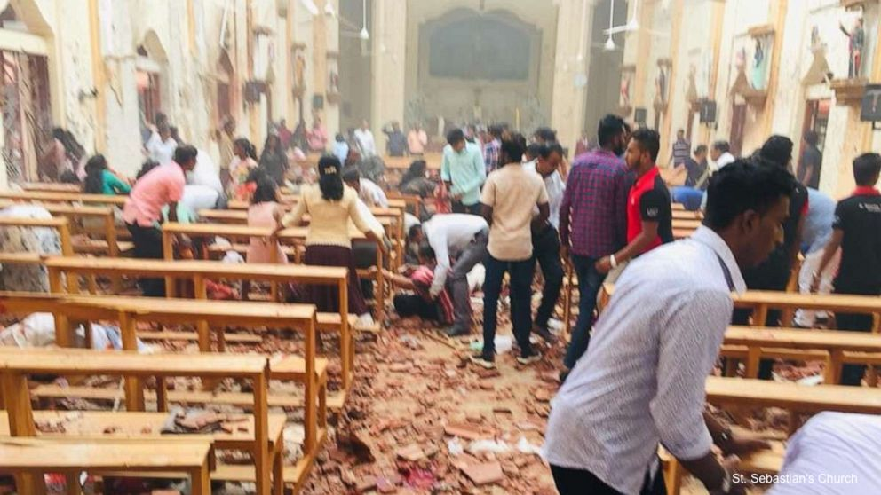JUST IN: Death toll rises to 190 after a series of explosions at churches and hotels in Sri Lanka on Easter Sunday, according to an official with the Sri Lankan health ministry. http://abcn.ws/2ZqAbgD