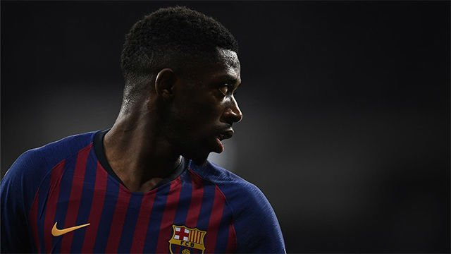 📰 [SPORT] | Dembele did not shine yesterday  🔶 Although he got an assist, he did not have a great game against Real Sociedad