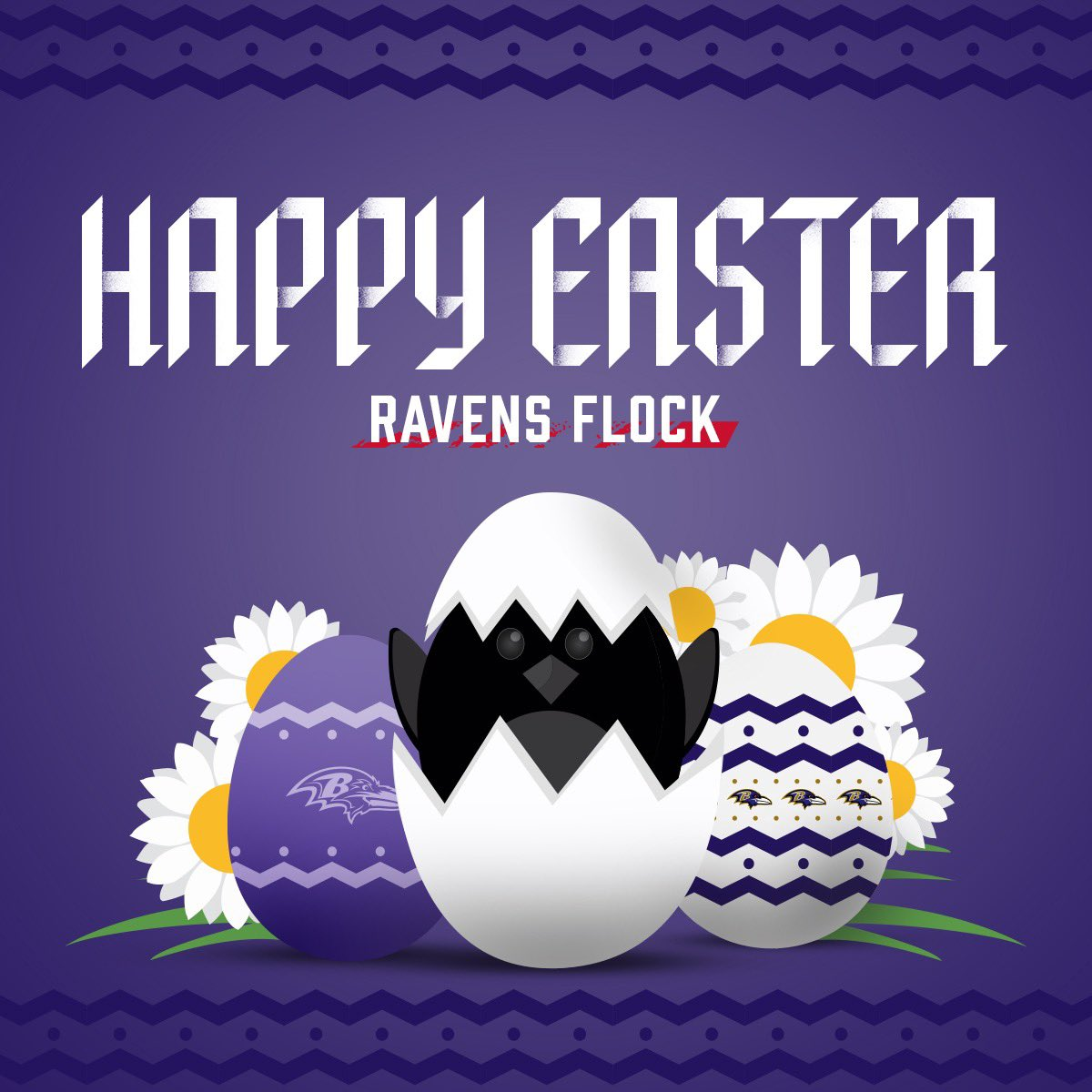 Happy Easter to the Flock! <br>http://pic.twitter.com/CL7WHXEjej