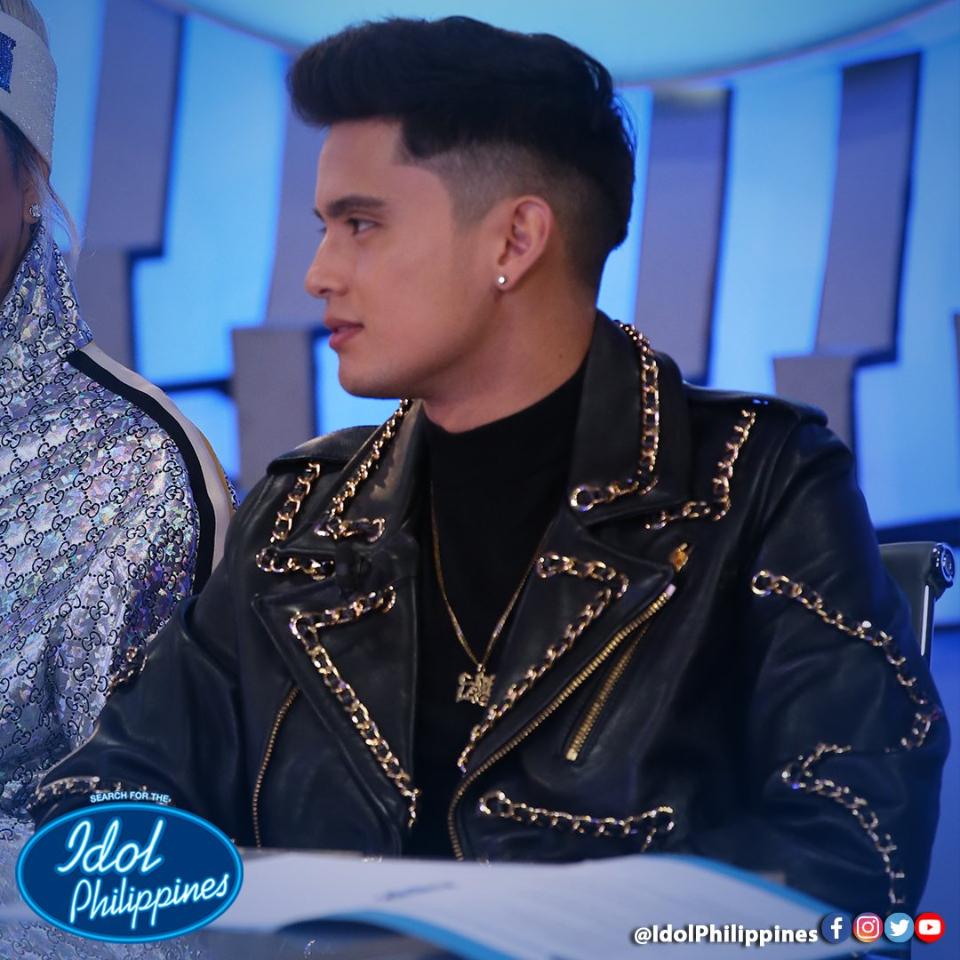 WHAT IS HE THINKING? Is it a YES or a NO? #IdolPhilippines
