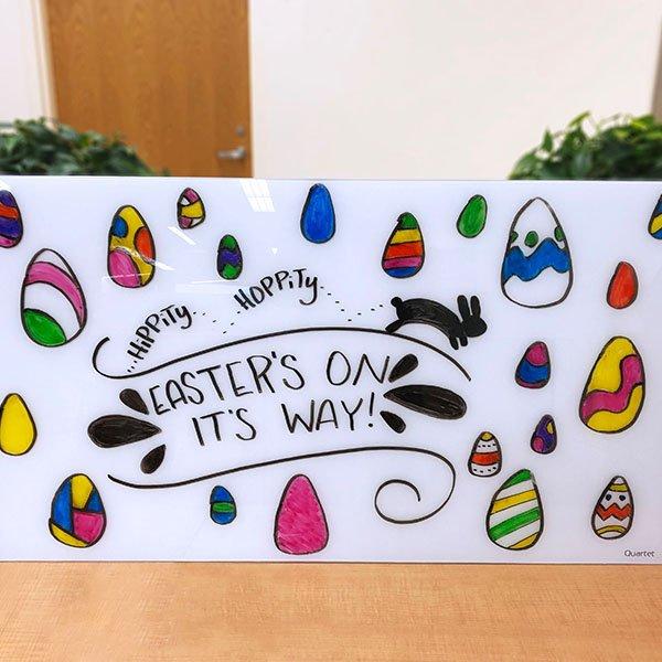 Hoppy Easter from Quartet! #Easter #Qideas #CreateBuildInspire https://t.co/6PFvDNtoZC