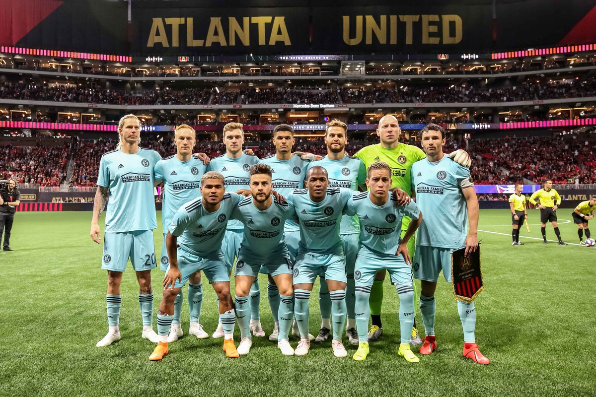 """""""We were the most dangerous we've been all year""""  Signs to build on from the players post-match  💬: http://atlu.td/zvit50r6azm"""