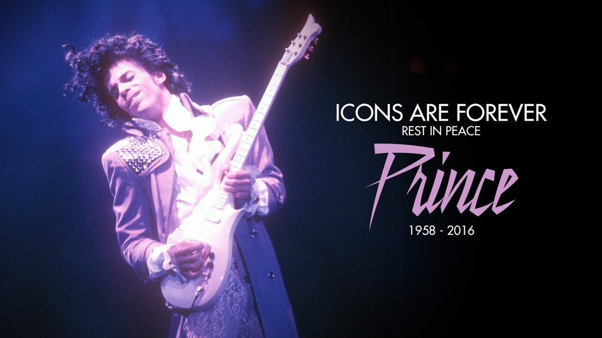 Three years ago today we lost a genius.  I will forever remember DJing a capacity club that night, seeing the thousands lined up outside to mourn/celebrate and feeling energy from a crowd like I've never felt before.  Only an icon can do that.  #RIPPrince #Prince #Prince4Ever <br>http://pic.twitter.com/gykLTqlxvu