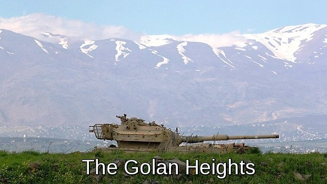 The Golan Heights – more than one view   Is Trump alone in recognizing Israel's annexation of the Golan?  Or is he backed by experts in international law?  I write and video at: https://t.co/vjWQSQ2gmm https://t.co/kKDbz7anak