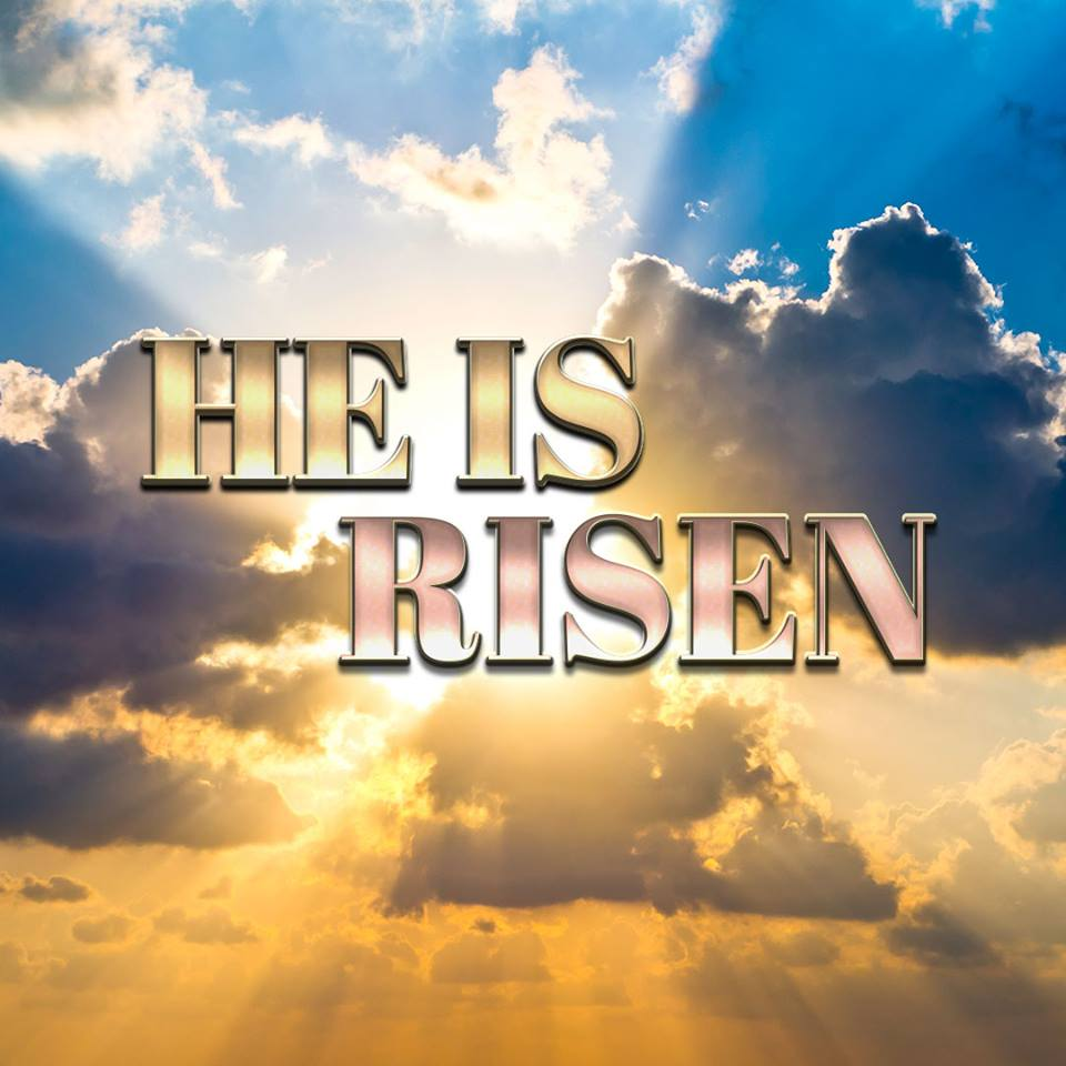 Happy Easter! Never forget what Easter is really about.