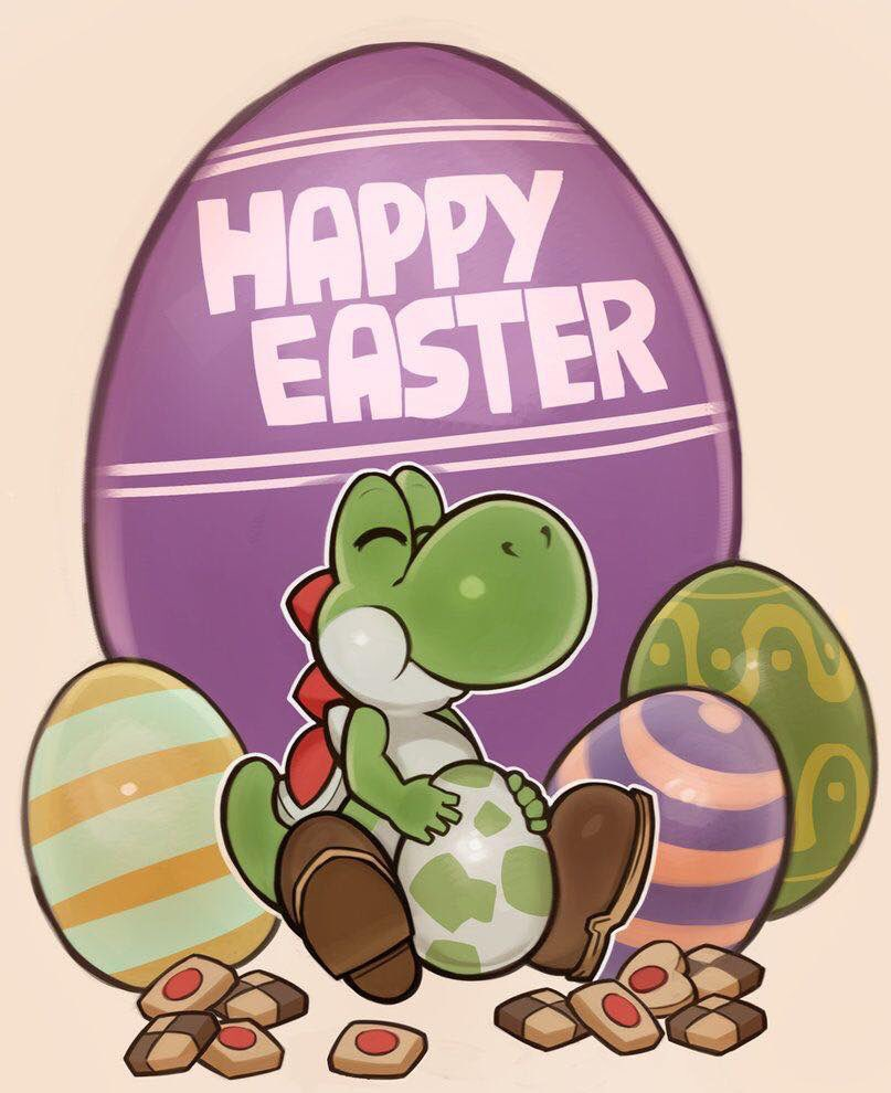 We'll be open from 12-5. #happyeaster #videogames #nyc #brooklynvideogames #25%off #freeraffle <br>http://pic.twitter.com/T1zqBdbSgd