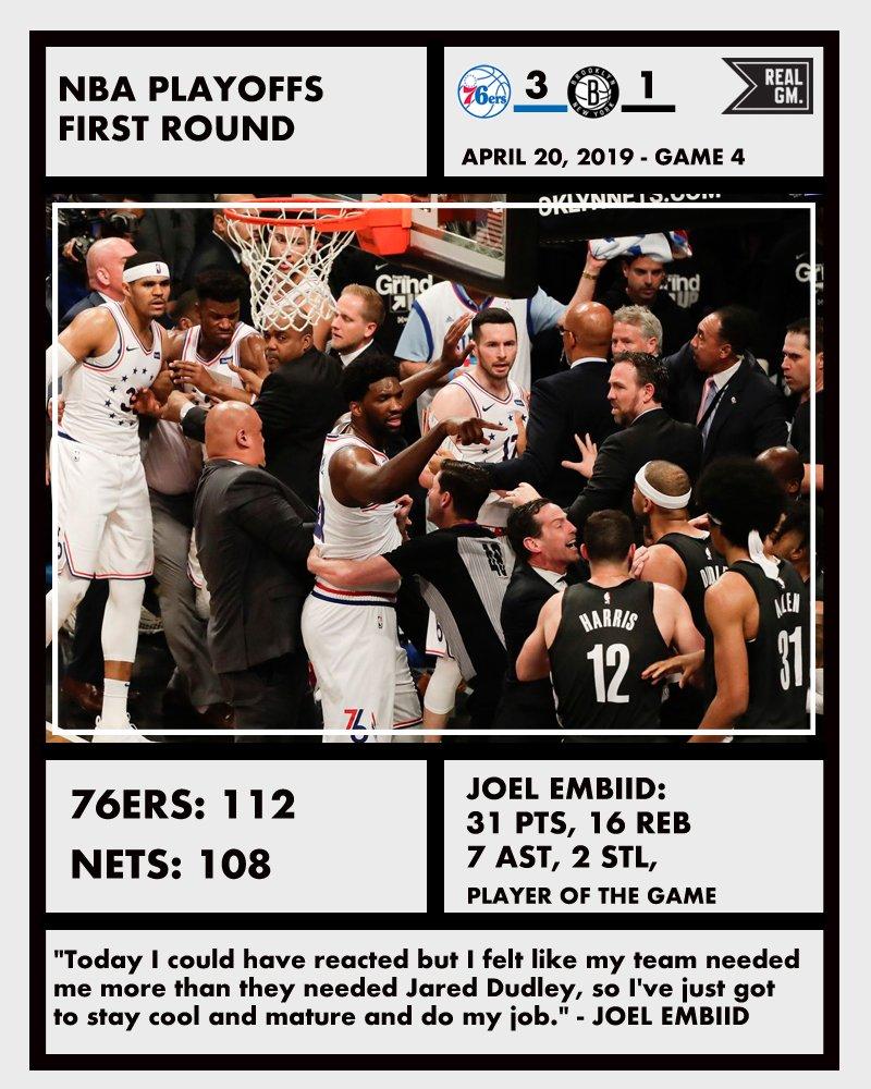 Houston Rockets Depth Chart: NBA Playoffs Snapshots (April 20): 76ers/Nets, Nuggets