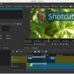 Image for the Tweet beginning: Shotcut is an open source