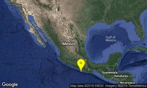 test Twitter Media - SISMO Magnitud 4.4 Loc  83 km al SUROESTE de OMETEPEC, GRO 21/04/19 08:08:22 Lat 16.12 Lon -98.93 Pf 16 km https://t.co/Pmd8KSYPxI