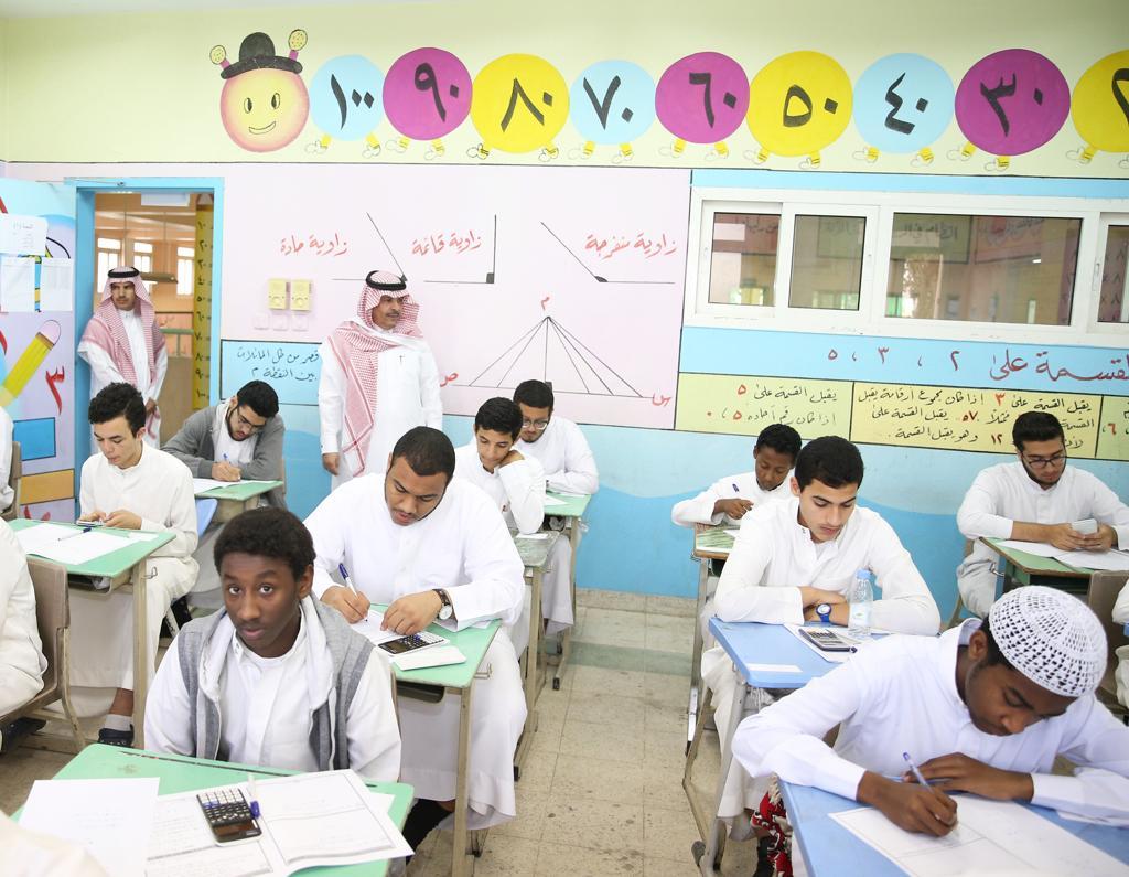 16dbd02ee6743 نصف مليون وطالب وطالبة يجرون اختبارات نهاية العام في الرياض براحة واطمئنان.  https   edu.moe.gov.sa riyadh MediaCenter News Pages 2019421101.aspx … ...