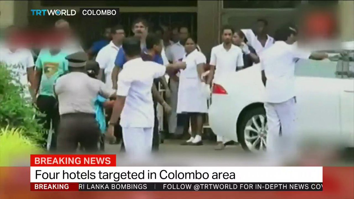 We speak with a Colombo-based journalist Ashwin Hemmathagama who is following the updates in Sri Lanka's blasts