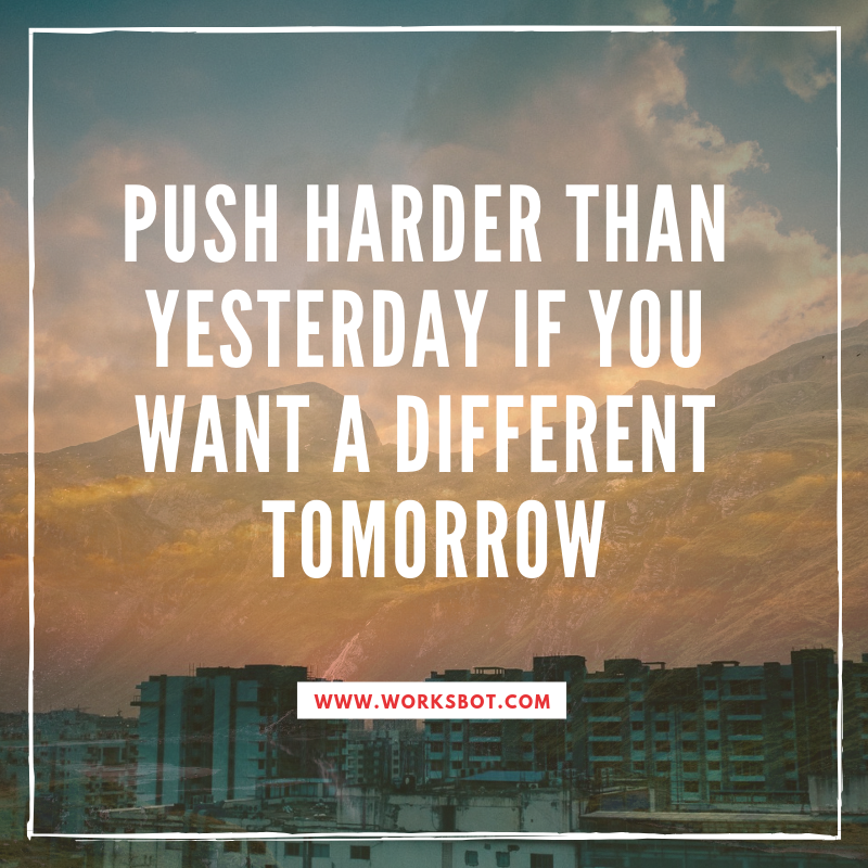 Push #yourself !! #startup #business #businesstime #entreprenuer #selfmotivation #mondaythoughts #MondayMotivaton #AprilFools #April #ERP #AI #LeadGeneration #rpo #design #Developer #Dubai #germanmade #Indians #TamilNadu #SRHvKKR #EVEMUN #Everton #Colombo #BoycottVistara #