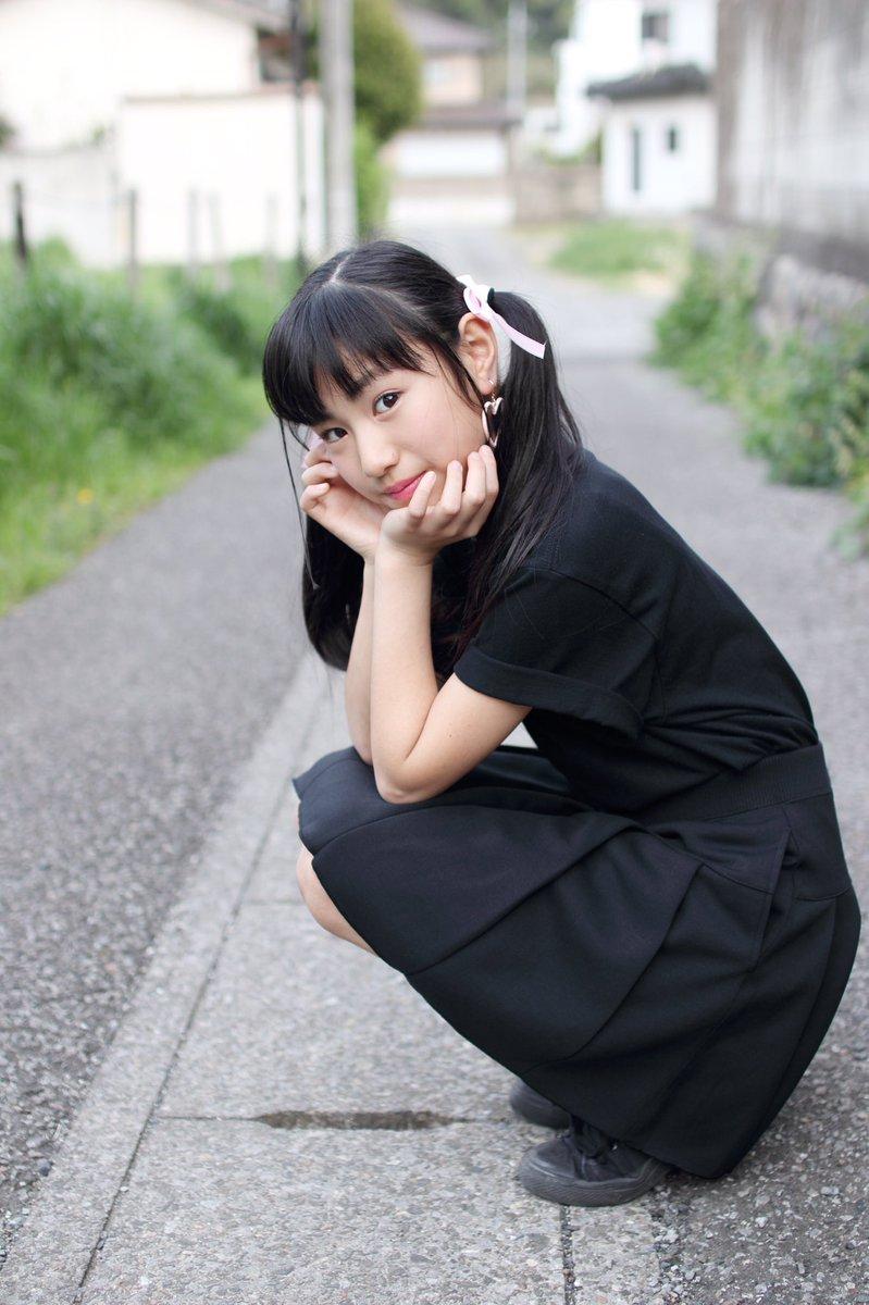ジュニアアイドル 撮影 千歌 ジュニアアイドル制服 撮影会写真画像 | 10円豆腐