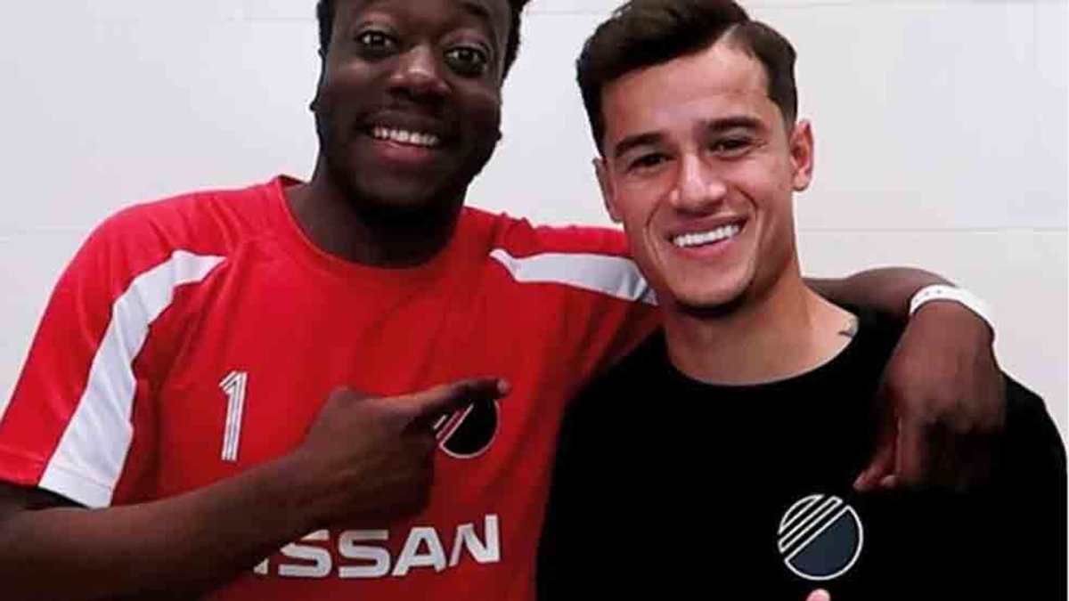 "📰 [SPORT] | Philippe Coutinho calls out the media in celebration explanation  🔶 The Brazilian spoke to a so-called ""Youtuber"" to talk about his gesture that was disliked by fans."