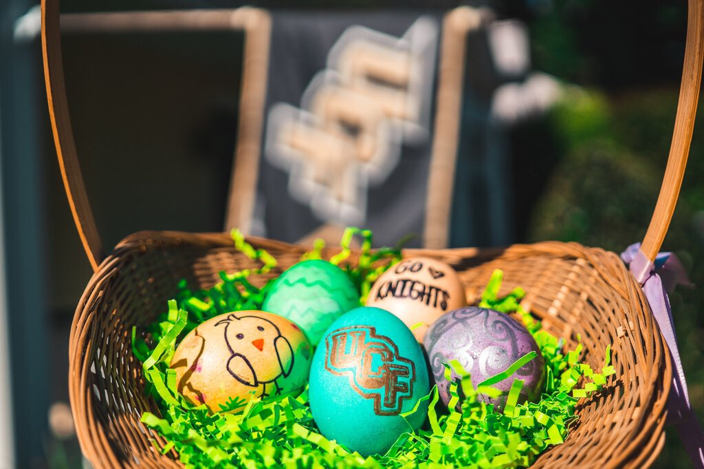 From our #UCFamily to yours, Happy Easter! 🐰