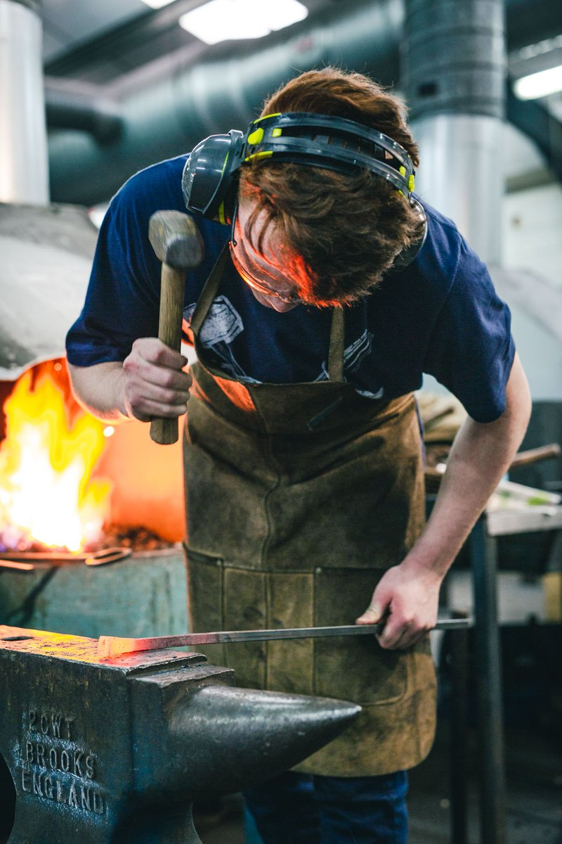 Do you have a thriving #Metalwork or #LandBased #Engineering #business and want to keep the #industry alive? Why not offer one of our students the enriching opportunity of an industry work placement.   Contact louise.hayes@plumpton.ac.uk for more info.   #WednesdayWisdom