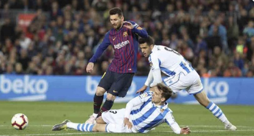 📰 [SPORT] | How Barcelona could win the title on Wednesday or Saturday  🔶 The Catalans could win the league before even playing Levante on Saturday night.  🔷 If they beat the Basques and Atletico lose at Valencia on Wednesday, the title is Barcelona's.