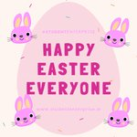 Image for the Tweet beginning: Happy Easter everyone! Don't eat