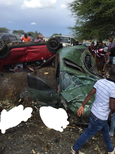 Eight killed At Kenyans and Tanzanians Street Racing In Tanzania