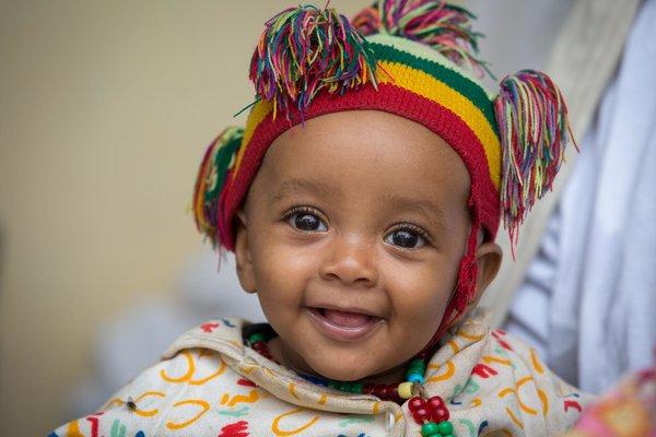 #ForEveryChild: Health. Hope. Love. 📸: @UNICEFEthiopia