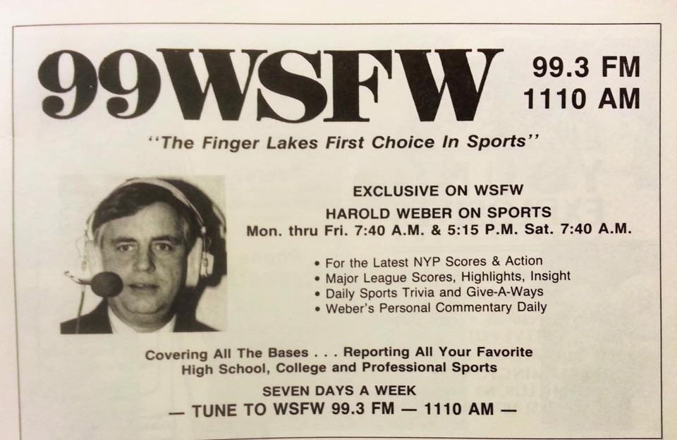 WEBER THIS WEEK LIVE AT 3 PM ON MONDAY: The Dog hangs it up after 50 years of local broadcasting… this is his last show (podcast)