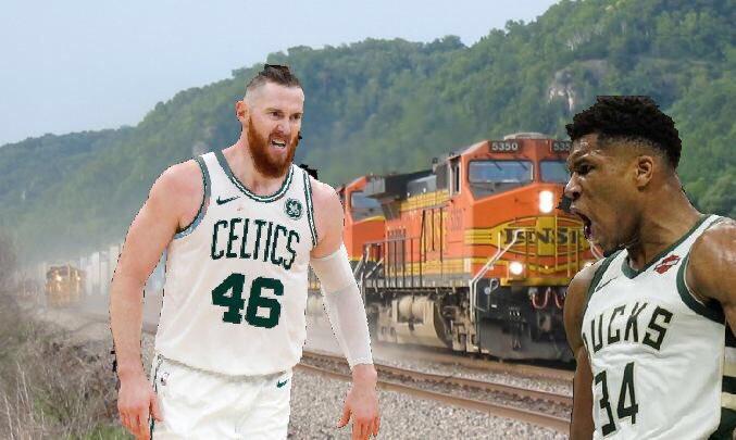 All Aboard the Aron Baynes Pain Train. Next stop: (probably) Milwaukee