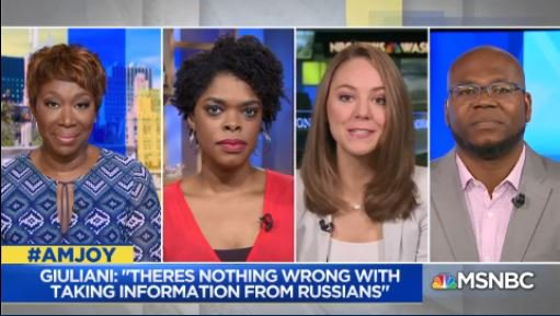 .@NatashaBertrand-One of the biggest unanswered questions from #MuellerReport that he apparently did not want to go into because this may have more to do with a counterintelligence investigation is #Trump's financial history. The question of who does president owe money to #AMJoy