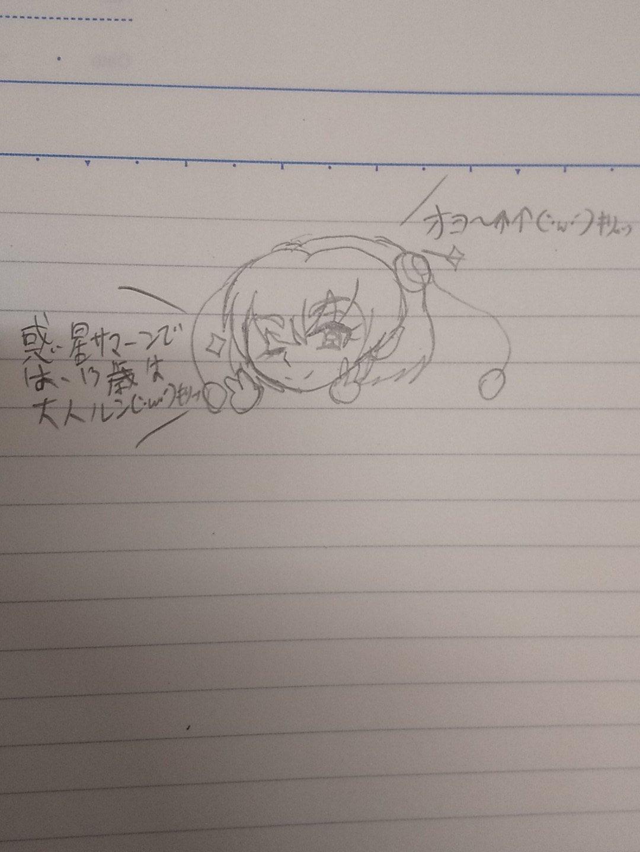 めぐみ (@ao5SojWZRQQBTUl)さんのイラスト