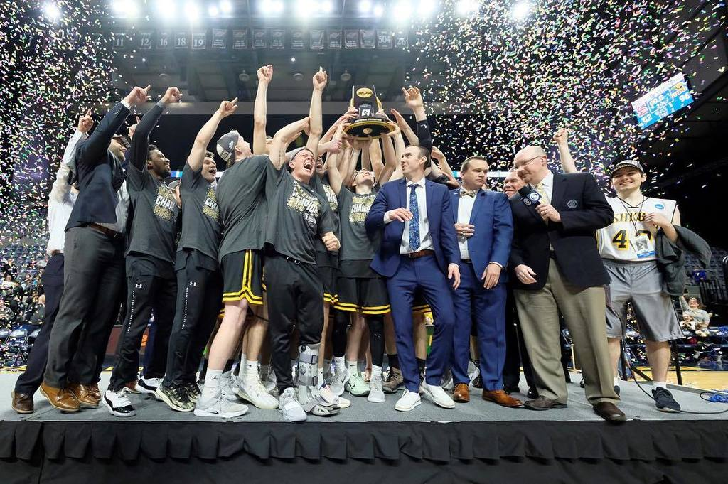 NCAA InstaGram Wire: Wisconsin-Oshkosh dominated Swarthmore to win the Division III Men's Basketball Championship on March 16 in Fort... http://bit.ly/2UK9EMx  #NCAA #MarchMadness #NCAATournament #NCAASports