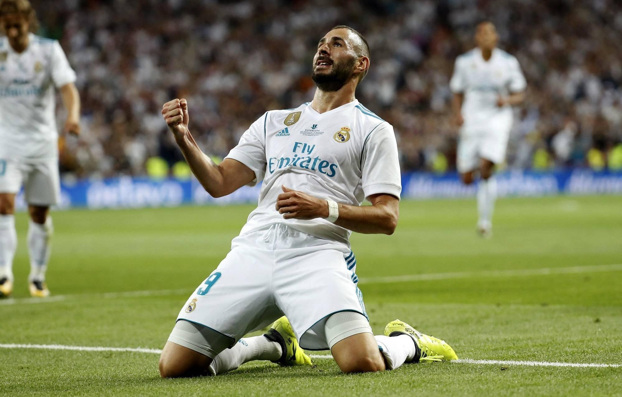 أهداف فوز ريال مدريد على أتلتيك بلباو