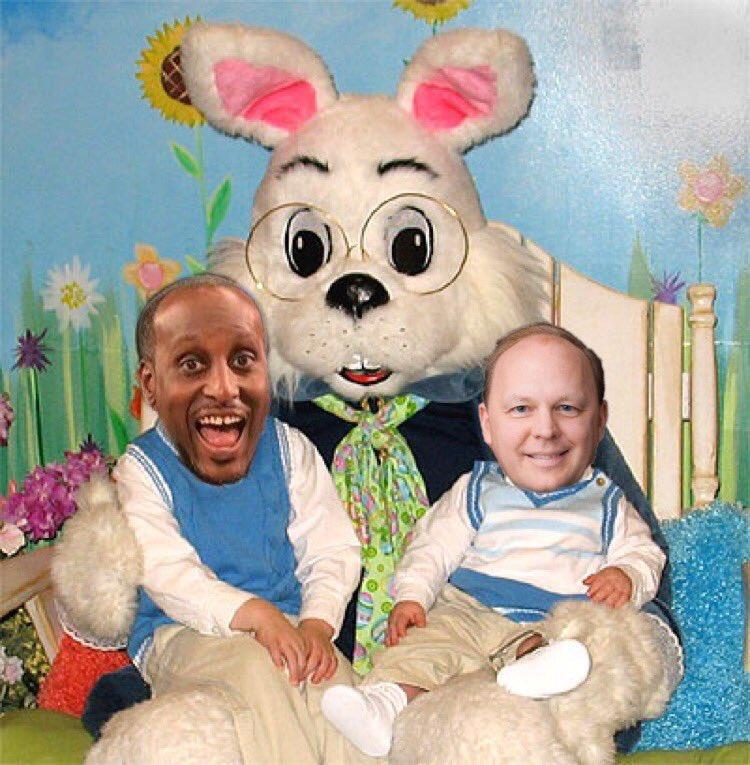Happy Easter #GrindCity! 🐰🏀