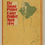 Image for the Tweet beginning: The cover of The Inland