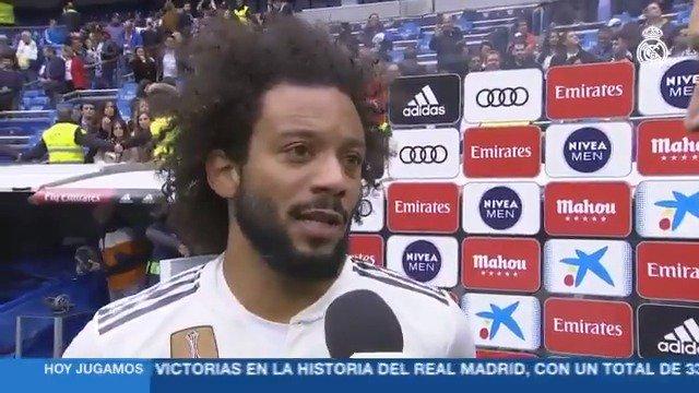 📺💬 ¡MarceloM12 analiza en #RMTV el partido frente al AthleticClub! #HalaMadrid