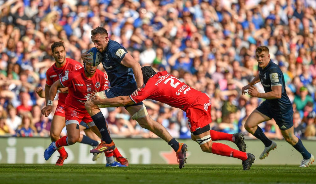 test Twitter Media - Leinster have secured their place in yet another Champions Cup final.  At full-time, it ends Leinster 30-12 Toulouse.  👉 https://t.co/LP3vFkjEy4 https://t.co/nIbCfkkPVA