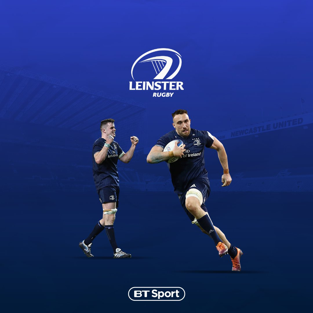 test Twitter Media - The stage is set.   A titanic clash awaits.  🔴 Saracens 🆚 Leinster 🔵 📍 St. James Park 📆 11 May https://t.co/Psx2OZxceD