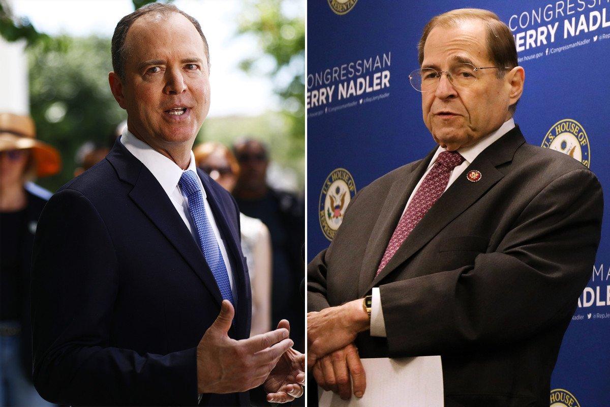 Democrats tiptoe around Trump impeachment question https://trib.al/MEWHCtt