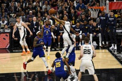 San Antonio Spurs: 3 takeaways from Game 4 loss vs. Nuggets https://hoopshabit.com/2019/04/21/san-antonio-spurs-3-takeaways-from-game-4-loss-vs-nuggets/… -- @BitterPackerFan via @HoopsHabit